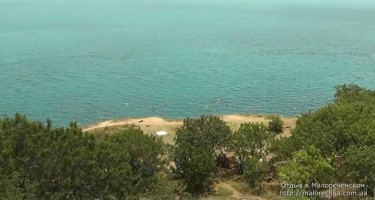 Бирюзовое побережье Малореченского
