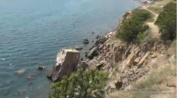Нетронутая цивилизацией природа в Малореченском