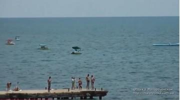 Отдых на катамаранах в Малореченском