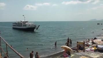 Морские прогулки в Малореченском