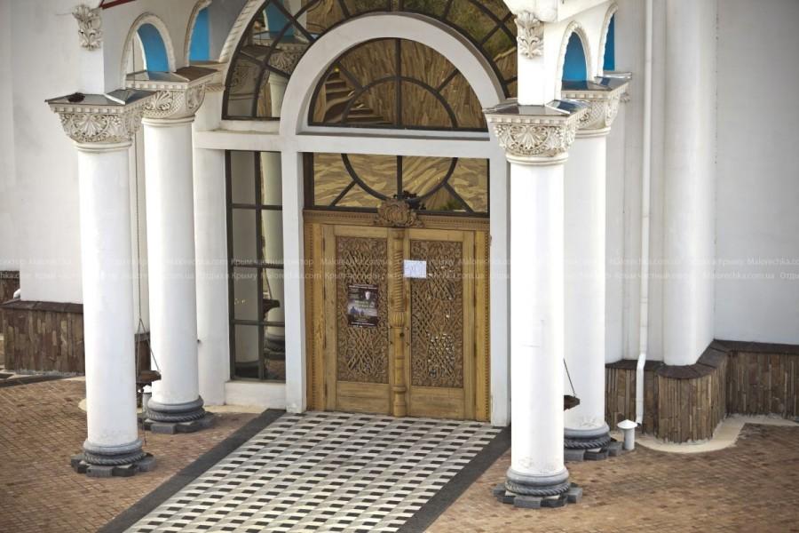 Храм Святителя Николая в Малоречке