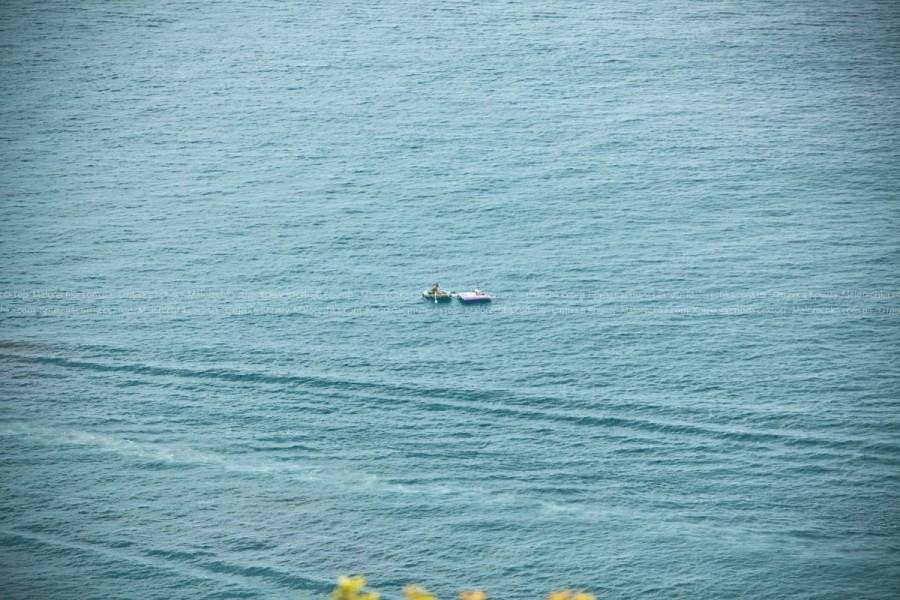 Прогулка на катере и лодке в Рыбачьем