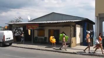 Домашняя кухня в барах поселка Рыбачье
