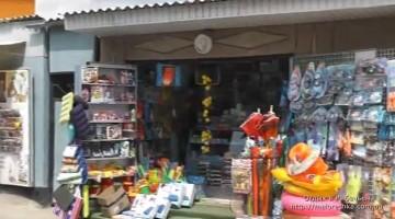 Магазины на улицах Рыбачьего